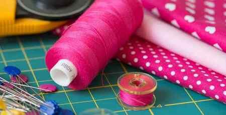 Cours de couture pour débutant