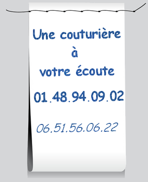 contact couturiere